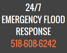 24/7 Emergency Flood Response Services