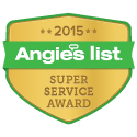 CleanBright Surface Restoration named 2015 Angie's List Super Service Award Winner